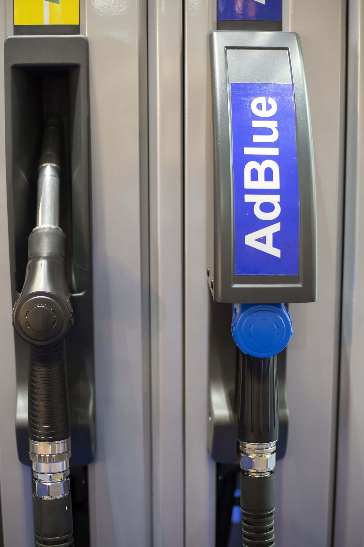 Dystrybutor płynu AdBlue